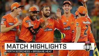 Marsh lights up Perth Stadium as Scorchers sizzle | KFC BBL|09