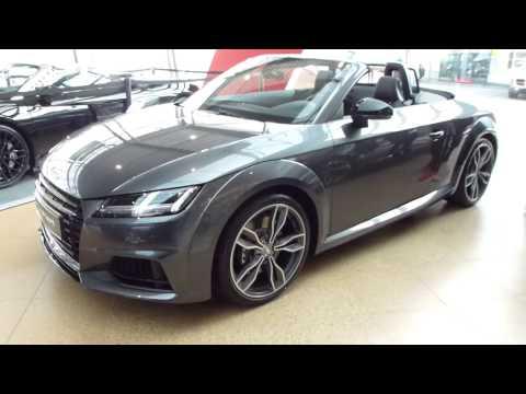 2017 Audi TTS Roadster 2.0 220 Hp Quattro 237 Km/h 147 mph * see also Playlist