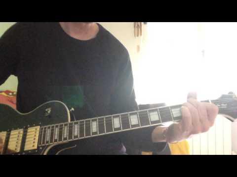 Weezer (O Girlfriend) cover guitare