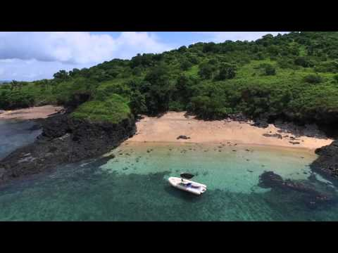 Mayotte with drone