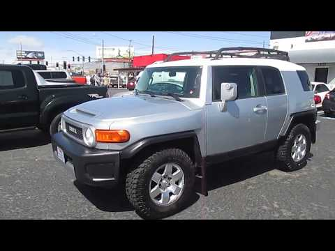 2007 Toyota FJ Cruiser Extra Clean, Must See!!