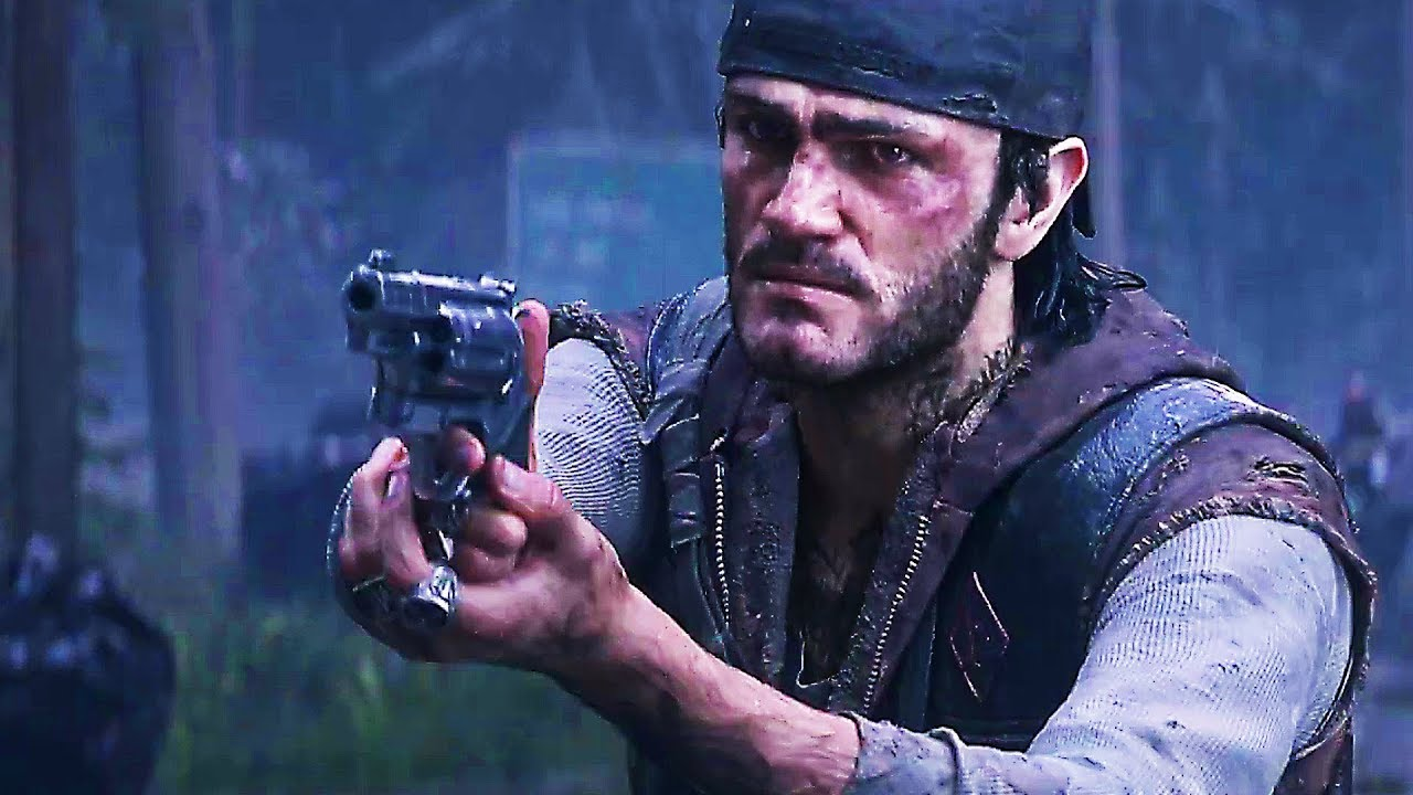 """DAYS GONE """"One Bullet"""" TV-Werbung (2019) PS4 Zombie Game + video"""