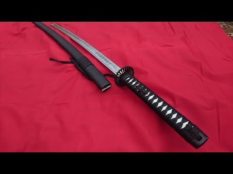 The Last Samurai Katana Custom