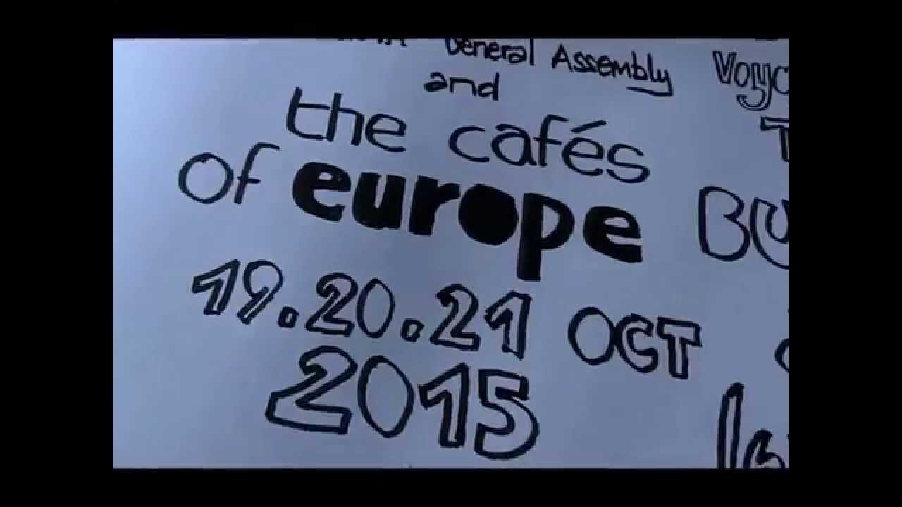 Cafe Europe kapsamında Avrupalı sanatçılar Bursa Uluşehri çiziyor.