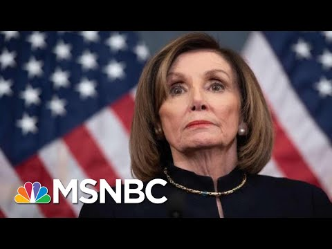 How And Why Pelosi May Not Send Impeachment To The Senate Just Yet | The 11th Hour | MSNBC