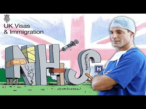 nhs-in-trouble-thanks-to-new-uk-policies- -uk-visa-  -uk-immigration - -ukvi- - -ukba- -2018-hd