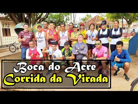 Corrida da Virada 2019 em Boca do Acre