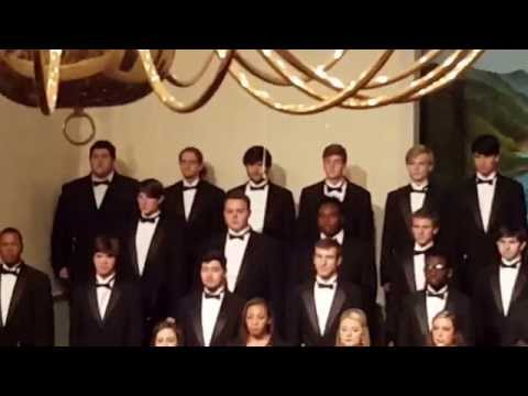 Jones County junior college choir