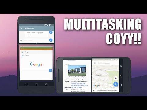 Cara Membagi Layar Android Jadi 2 Untuk Buka Aplikasi Yang Berbeda Youtube