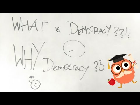 What is Democracy ? Why democracy ? - ep01 - BKP | Class 9 civics chapter 2  cbse ncert in hindi