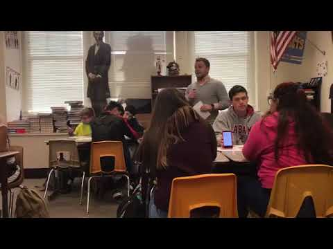 Cody Jackson Social Studies Lesson  Greeley Central High School