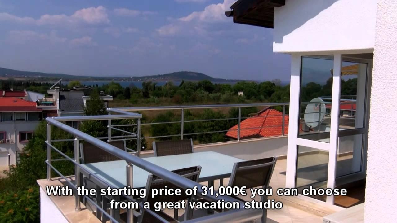 Большой выбор объектов недвижимости в созополе, болгария. Максимальная цена €. Мы предлагаем вам квартиру с двумя спальнями для продажи в комплексе, расположенном на первой линии от моря и 1,5 км от города.