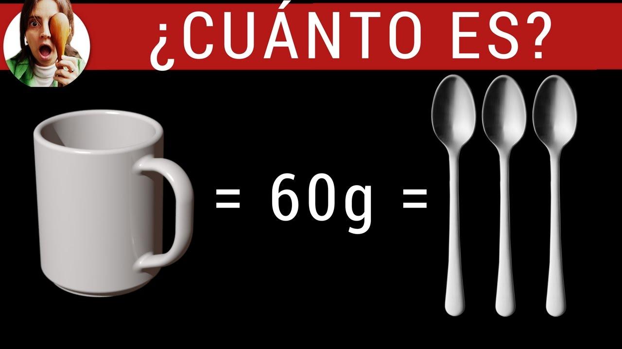 Cu nto es una taza de harina en gramos tabla de for Cuanto es un cuarto