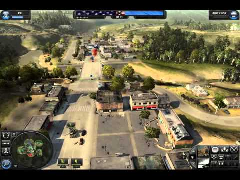 World in conflict: how to use console command (hd) youtube.