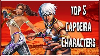 Top 5 Capoeira Fighting Game Characters