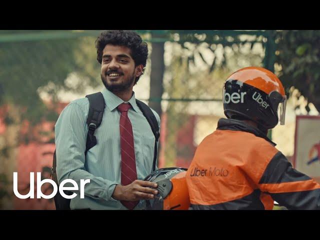 Uber Moto - Narrow Roads (Tamil) | Uber
