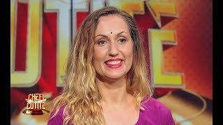 Cristina Drăghici, îndrăgostită de cultura orientală, vine în fața chefilor cu un preparat din india