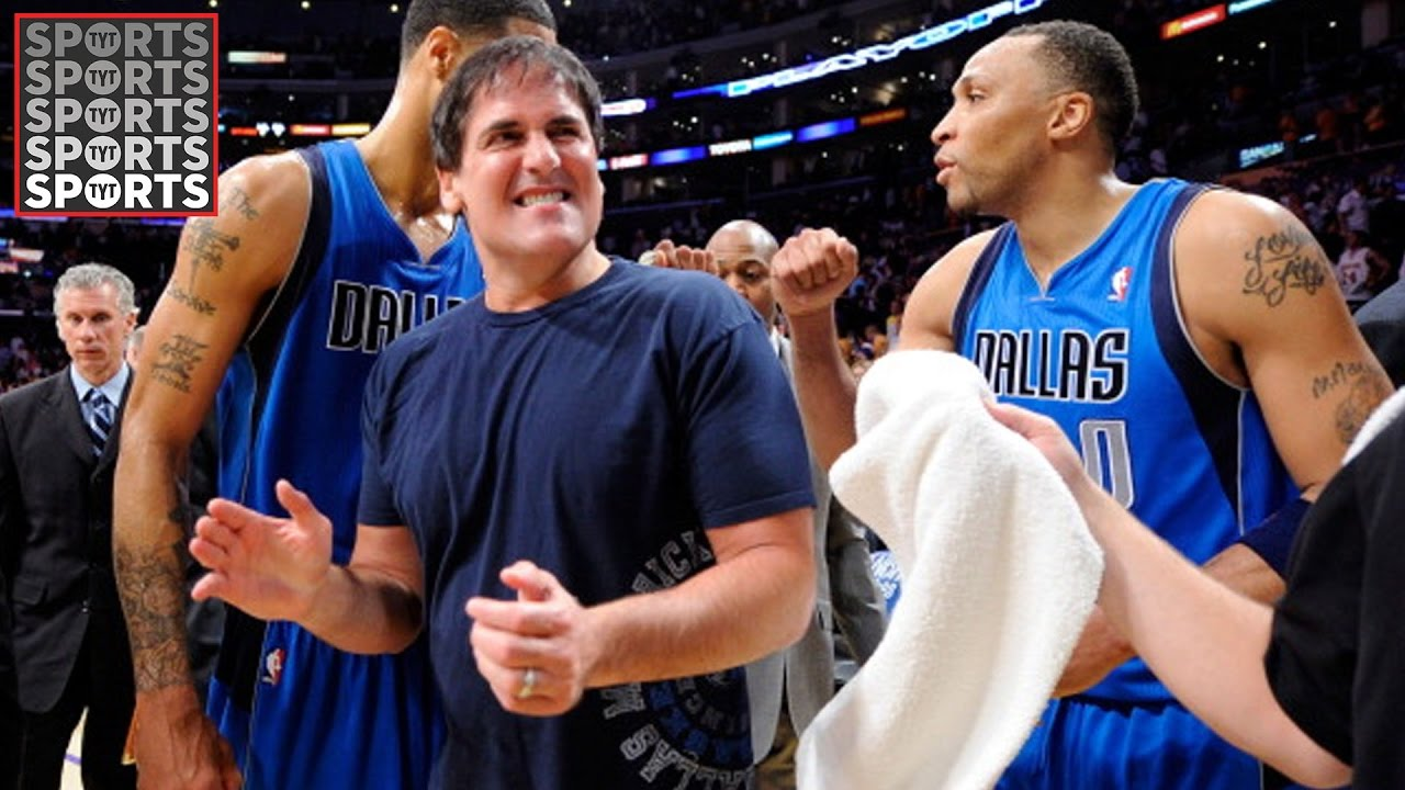 Mark Cuban says Mavericks tried to lose after they were eliminated from playoffs