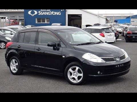Nissan Tiida 1 5m 5 Door Hatch Cc Petrol