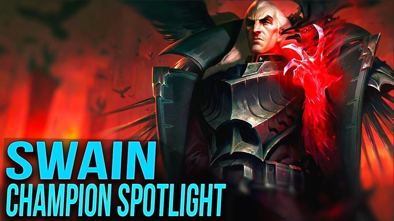 Swain Champion Spotlight