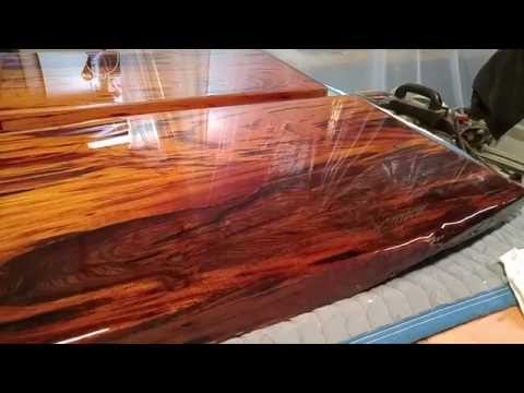 Pecky Cypress Frustration