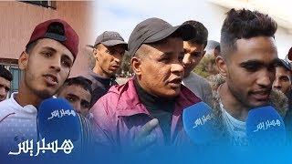 شهود عيان يحكون تفاصيل انقلاب قطار بين سلا والقنيطرة