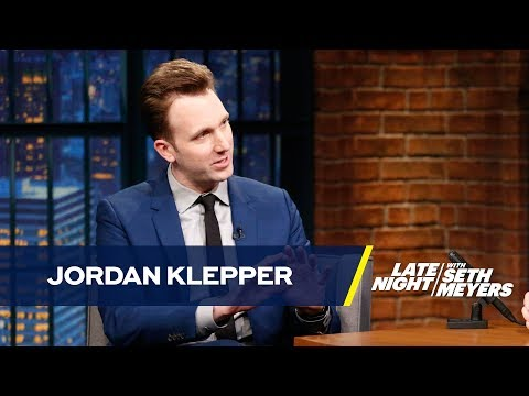 Jordan Klepper Riled His Alt-Right Inspiration Alex Jones with The Opposition