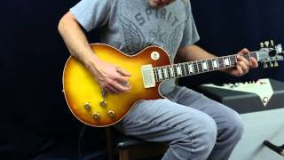 Divided by 13 - AMW Combo - Demo - First Look - Les Paul and Telecaster