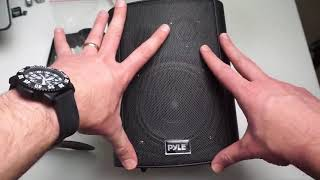 Pyle PDWR52BTBK Wall Mount Waterproof & Bluetooth Speakers Review
