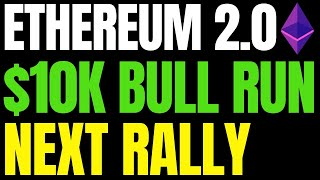4,300% ETHEREUM RALLY WITH ETH 2.0 LAUNCH?!   Bitcoin (BTC) Will Jump 15% to $11,500 in Coming Weeks