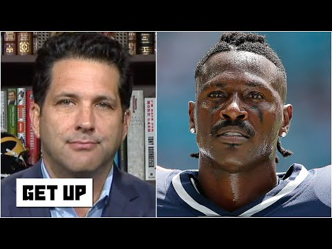 Antonio Brown looks forward to joining a new team following 8-game suspension   Get Up