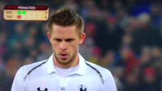 FC Basel v Tottenham - Penalty Shootout - HD