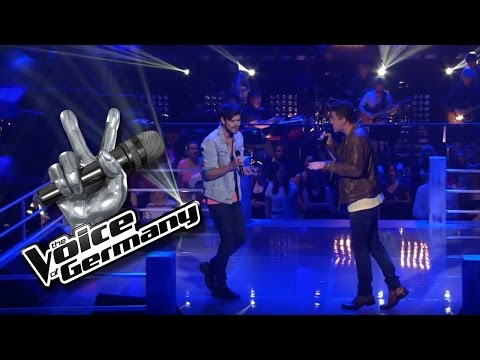 Musik sein - Wincent Weiss | Bünyamin vs. Flo Cover | The Voice of Germany 2016 | Battles