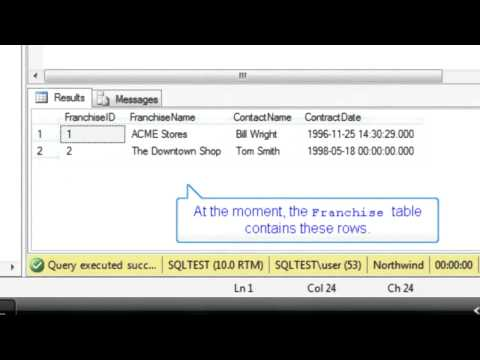 Delete All Rows From A Table: SQL Training By SQLSteps