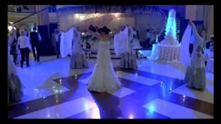 Армянская свадьба-танец невесты1
