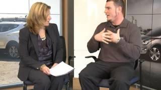 Meet Key Hyundai Service Advisor Chris Brown