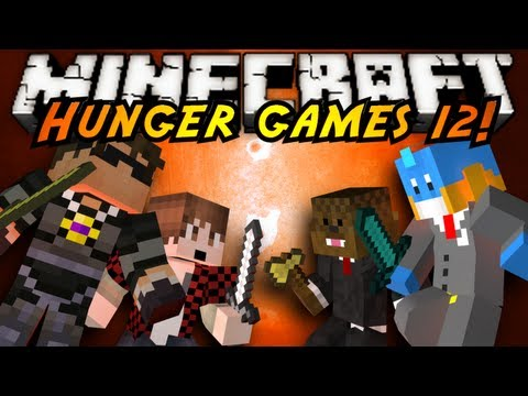 Minecraft Hunger Games : HUMANS VS ANIMALS!