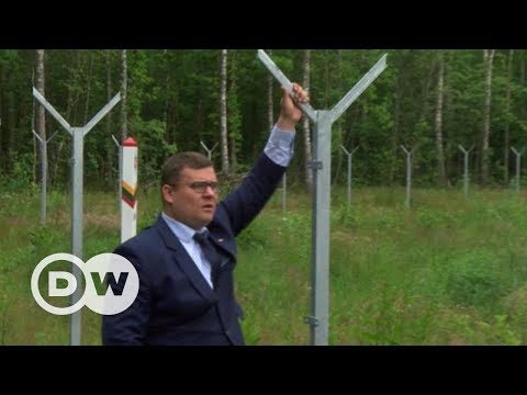 Литва будує паркан