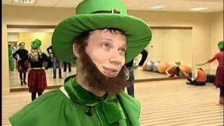 Ирландские танцы в Абакане