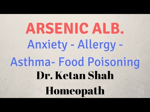 Arsenic Album Homeopathic Medicine in Hindi | Dr  Ketan Shah | - YouTube