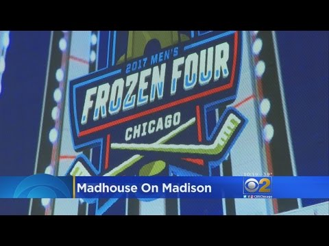 Madhouse On Madison Meets 'Frozen Four'