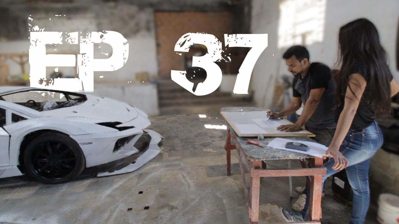 Desenho final projeto Superesportivo Desbravador  EP 37