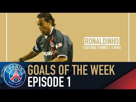 GOALS OF THE WEEK ep1- Ronaldinho, M'pele, Ginola & Nene
