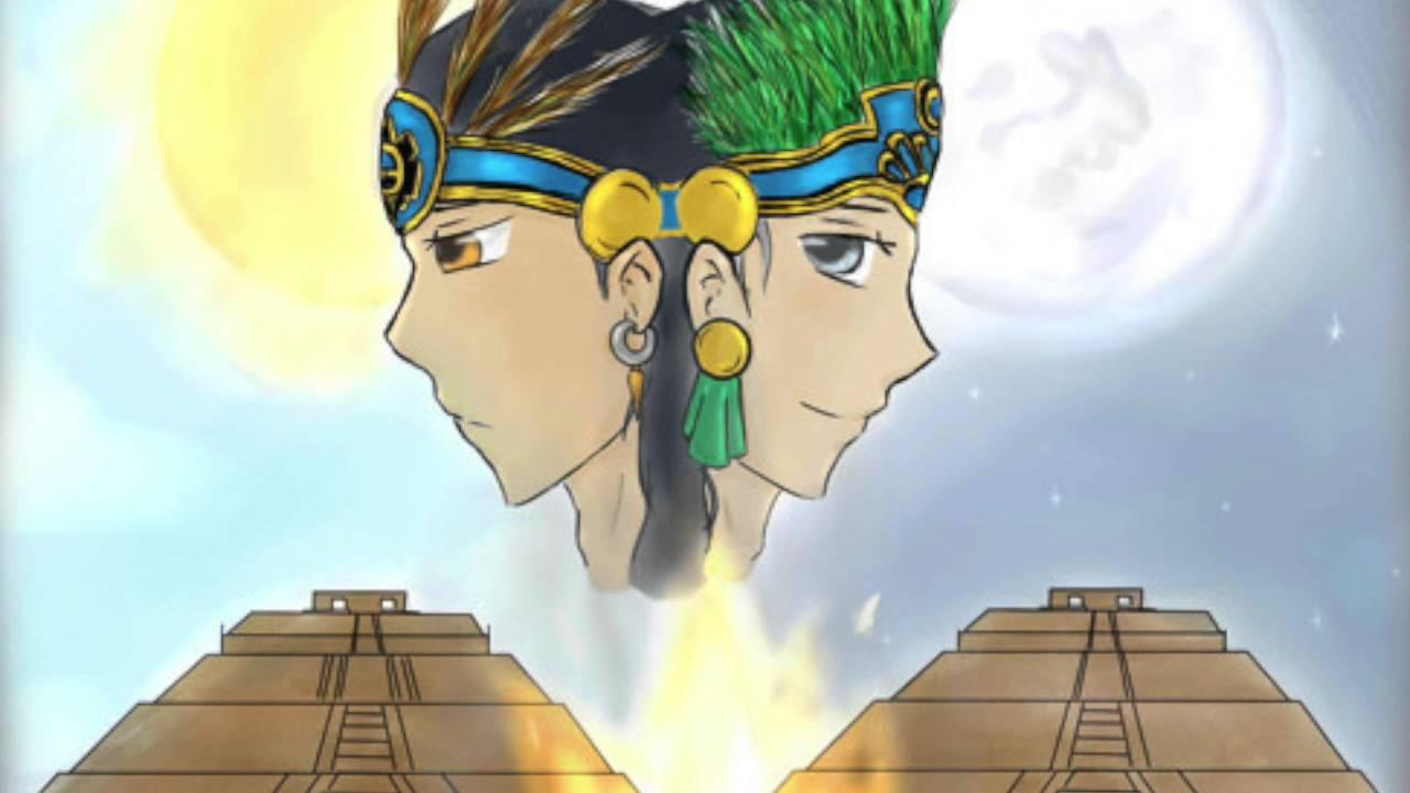 La leyenda del Sol y la Luna - YouTube