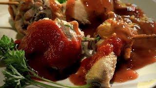Кетчуп шашлычный. Естественный отбор