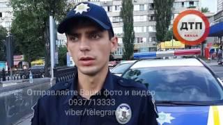 20.07.2016 ДТП КИЕВ ШЕВЧЕНКО ЧЕРРИ НИССАН РЕБЕНОК 2