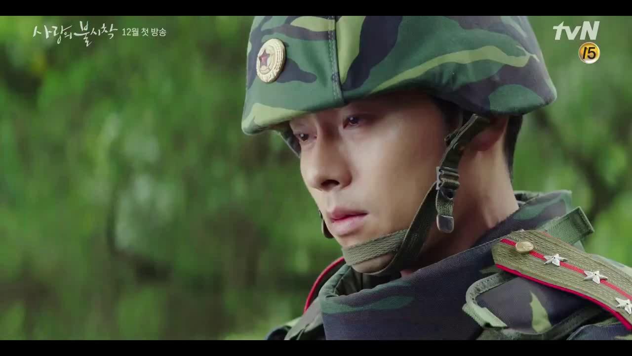 Film Drakor Online - Crash Landing on You (Korean Drama) Teaser 1, 2 &3