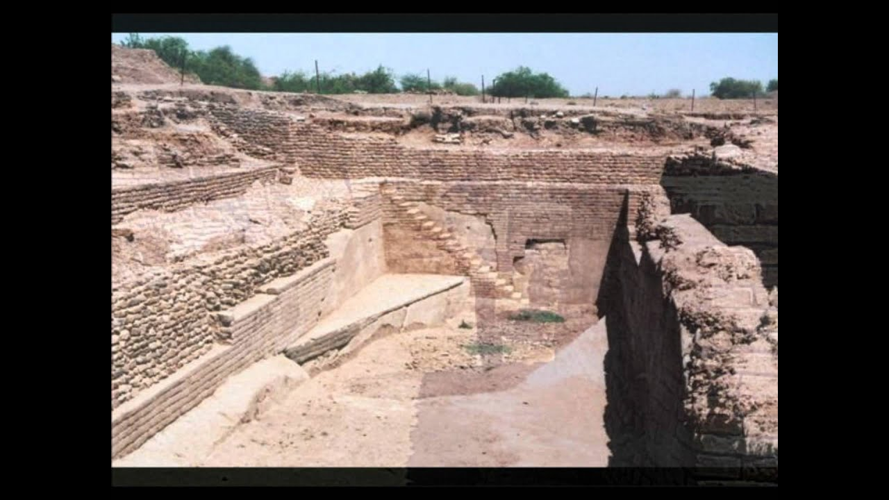 the excavations at harappa and mohenjo daro There were some partial excavations that revealed that it is just as large as harappa and mohenjo daro ganweriwala this is situated in punjab, pakistan but close to the indian border.