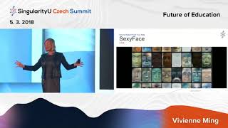 Future of Education I Vivienne Ming I How to Robot-Proof Your Kids I SingularityU Czech Summit 2018