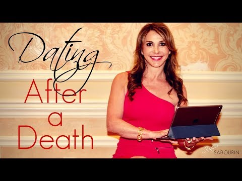 How long before dating after death of spouse